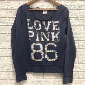 Victoria's Secret PINK | Sequin Sweatshirt